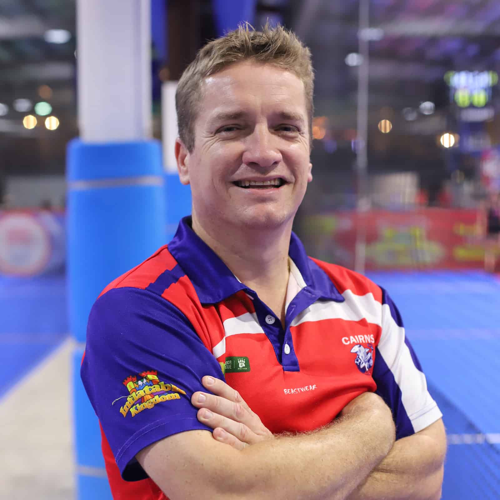 Cairns Indoor Sports - Lachlan Owner and Director