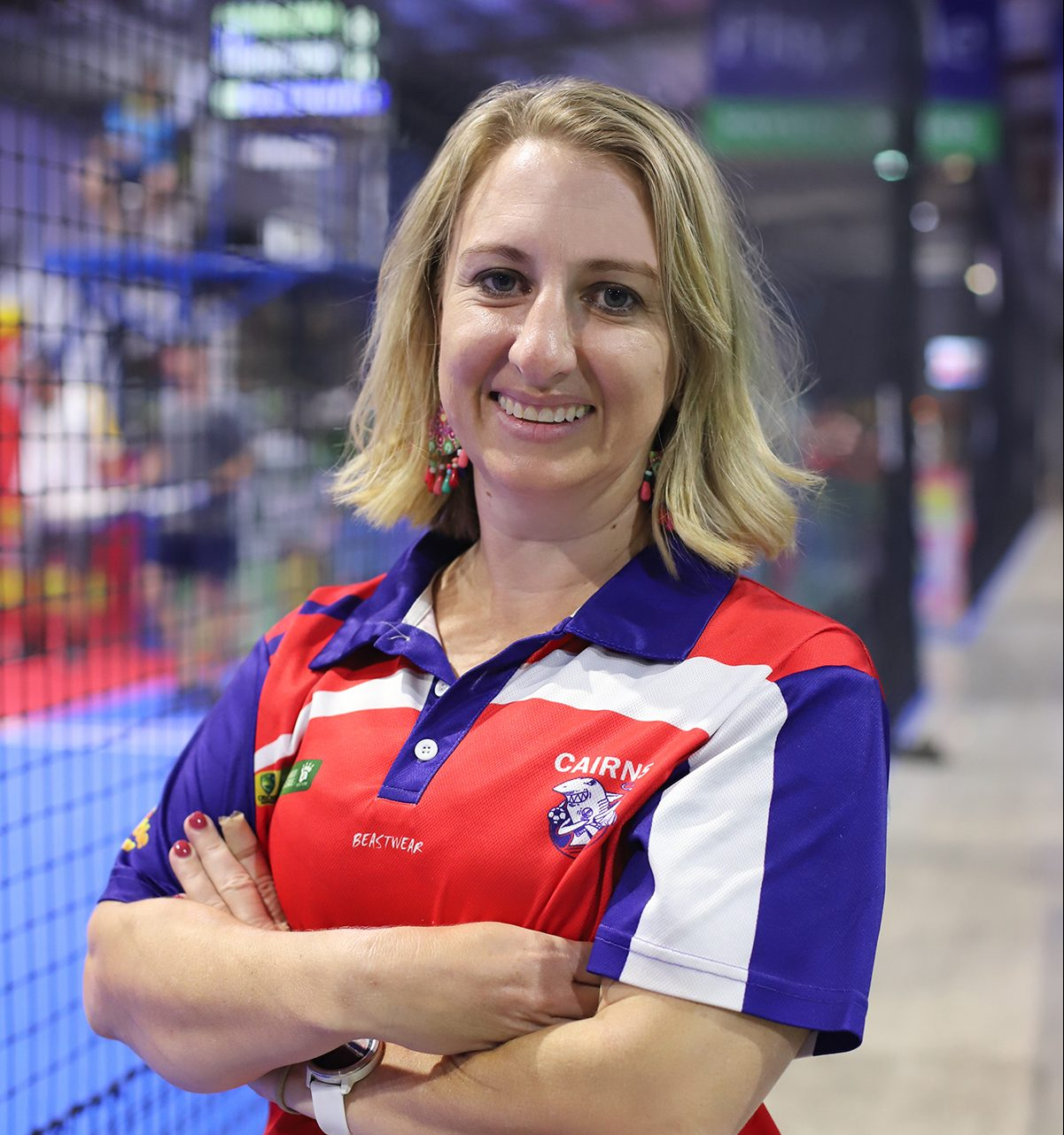 Cairns Indoor Sports - Jill Owner and Director