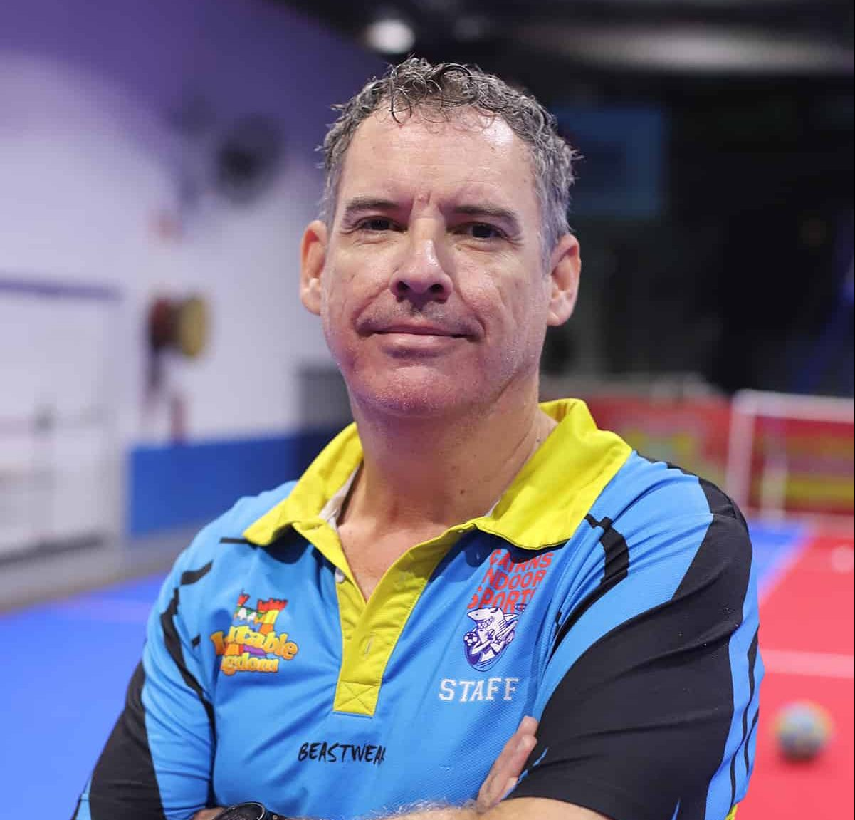 Cairns Indoor Sports - Tim Owner and Director