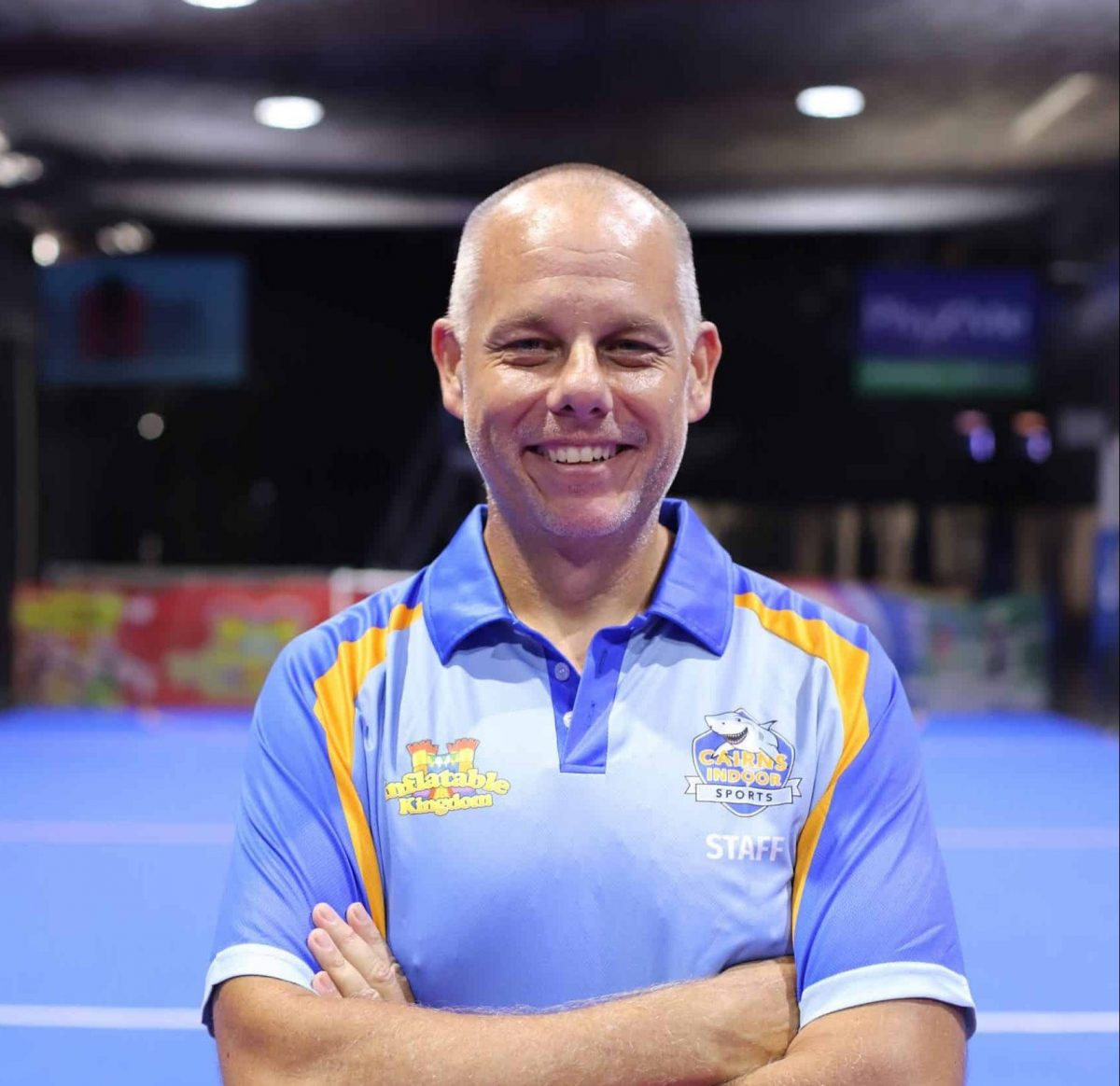 Cairns Indoor Sports - Shane - Sports Manager