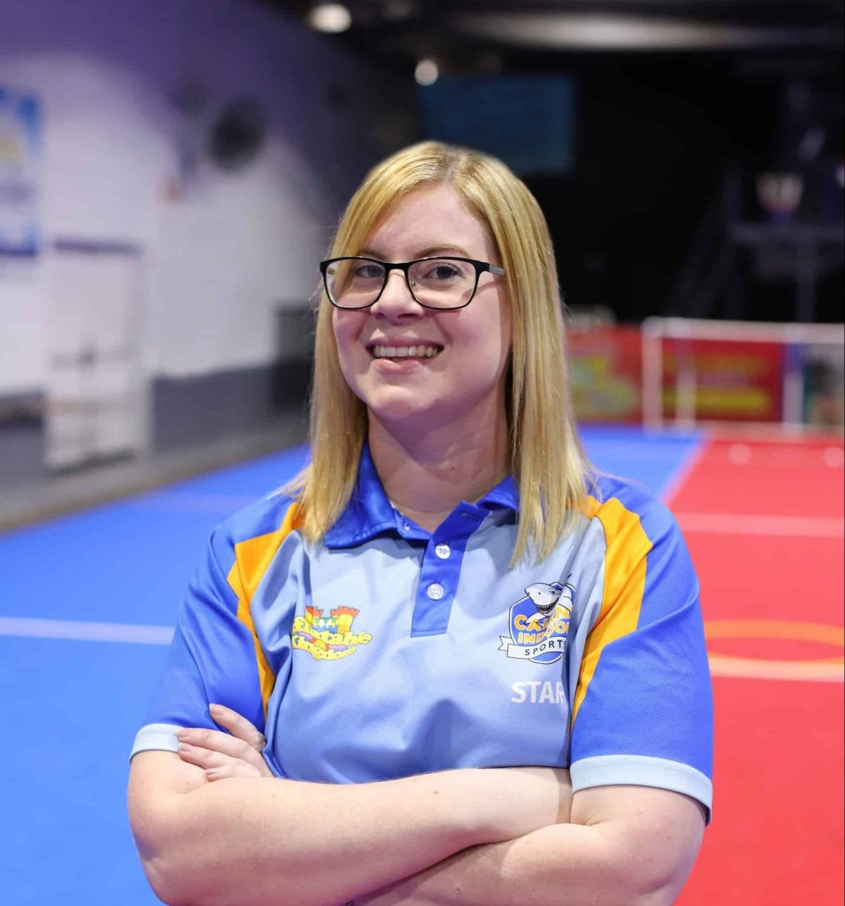 Cairns Indoor Sports - Ashleigh - Inflatable Kingdom Manager