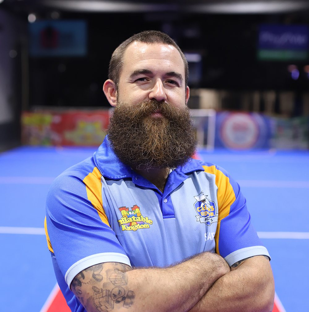 Cairns Indoor Sports - Stacey Fletcher